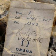 Relojes - Omega: PIEZAS RELOJ OMEGA VINTAGE NUEVAS. Lote 159152305