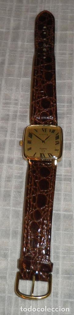 Relojes - Omega: reloj omega chapado en oro deville de señora carga manual años 60 correa de piel - Foto 4 - 159584510