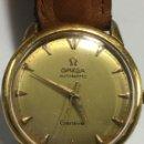 Relojes - Omega: RELOJ OMEGA GENEVE AUTOMÁTICO CAJA CHAPADO ORO MAQUINARIA 552 PARA COLECCIONISTAS. Lote 160384281
