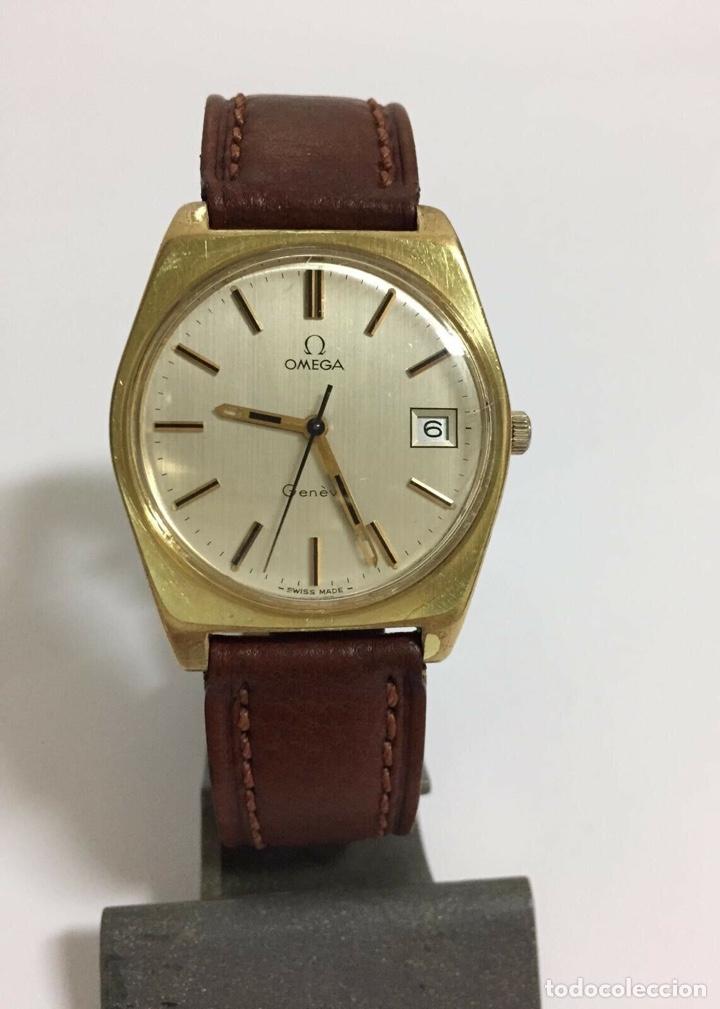 Relojes - Omega: RELOJ OMEGA CAL.613 DE CUERDA DE LOS AÑOS 70 - Foto 4 - 160784513