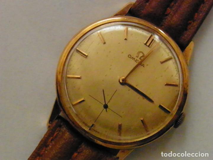 OMEGA ORO 18 KILATES (Relojes - Relojes Actuales - Omega)