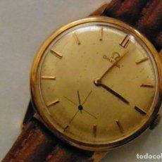 Relojes - Omega: OMEGA ORO 18 KILATES. Lote 160806150