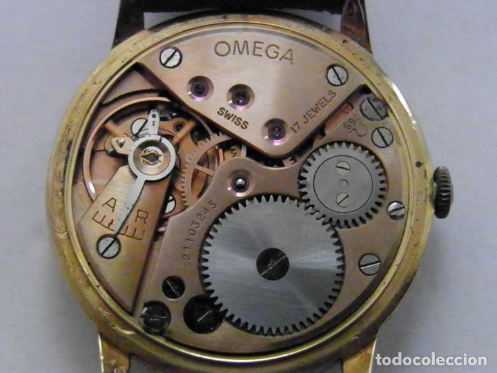 Relojes - Omega: OMEGA ORO 18 KILATES - Foto 3 - 160806150