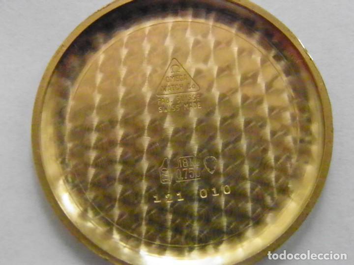 Relojes - Omega: OMEGA ORO 18 KILATES - Foto 4 - 160806150
