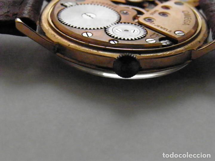 Relojes - Omega: OMEGA ORO 18 KILATES - Foto 5 - 160806150