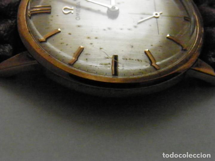 Relojes - Omega: OMEGA ORO 18 KILATES - Foto 6 - 160806150