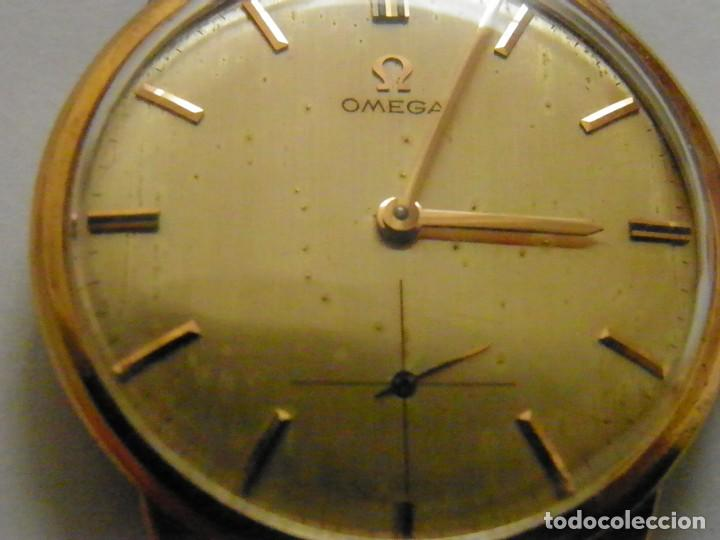 Relojes - Omega: OMEGA ORO 18 KILATES - Foto 7 - 160806150