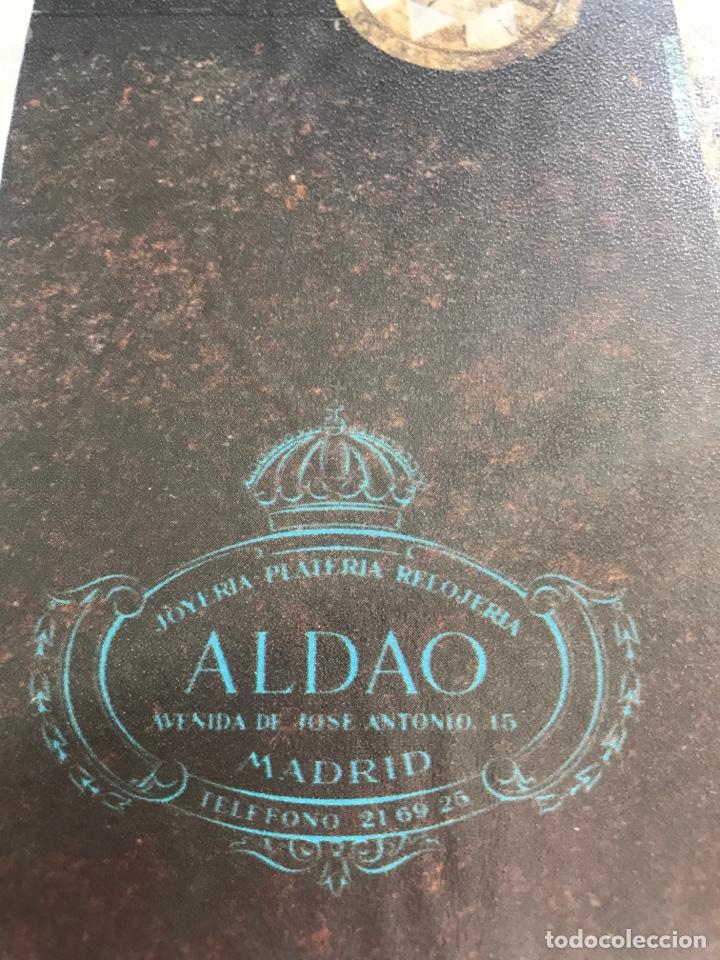 Relojes - Omega: RECORTE DE PRENSA PUBLICITARIO ANTIGUO OMEGA. JOYERÍA ALDAO - Foto 2 - 160833572