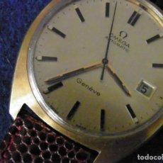 Relojes - Omega: RELOJ OMEGA GENEVE AUTOMATICO ORO 18 KILATES. Lote 162404182