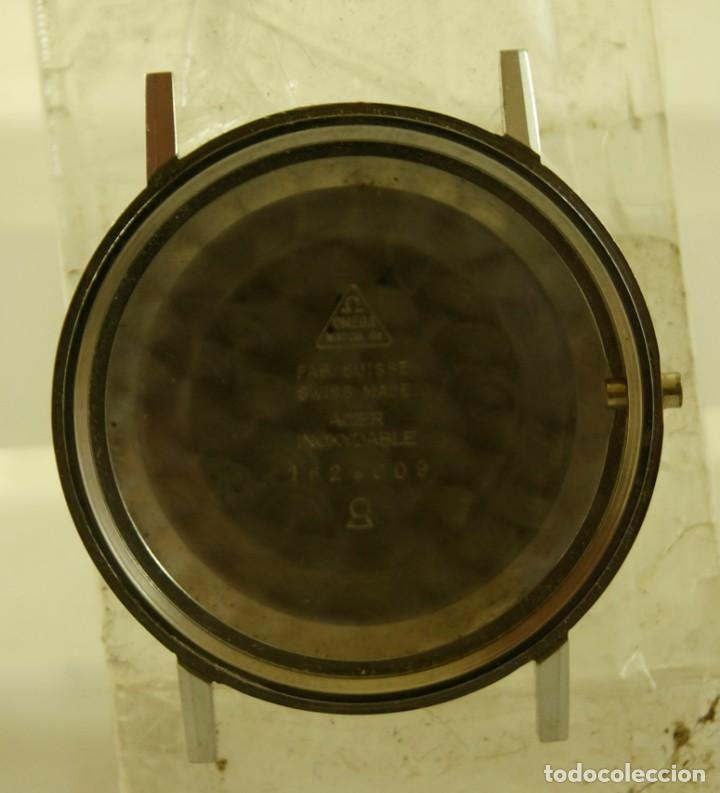 Relojes - Omega: CAJA OMEGA ACERO 162.009 PARA CALIBRE 565 - Foto 3 - 163388870
