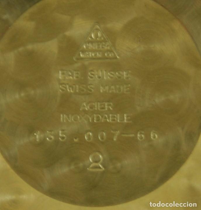 Relojes - Omega: CAJA OMEGA SEAMASTER ACERO 135.007 - 66 SEAMASTER 30 CAL 286 - Foto 3 - 164607146