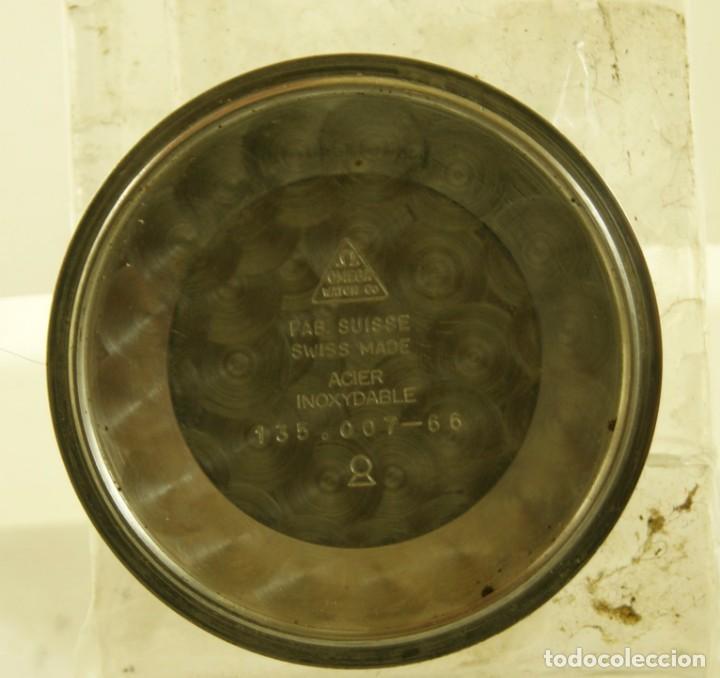 Relojes - Omega: CAJA OMEGA SEAMASTER ACERO 135.007 - 66 SEAMASTER 30 CAL 286 - Foto 5 - 164607146