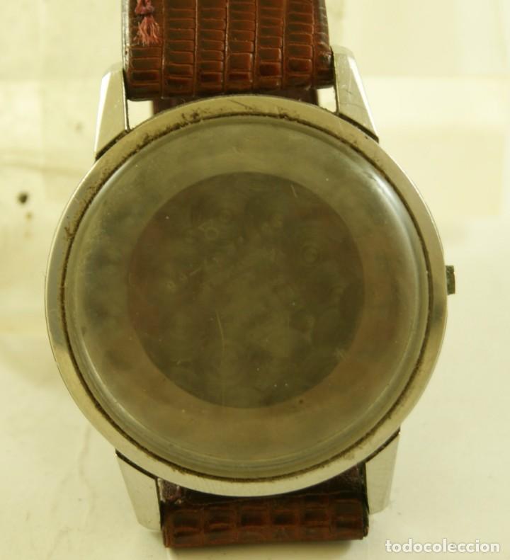 Relojes - Omega: CAJA OMEGA SEAMASTER ACERO 135.007 - 66 SEAMASTER 30 CAL 286 - Foto 8 - 164607146