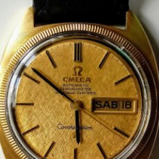 Relojes - Omega: RELOJ OMEGA CONSTELLATION AUTOMATICO CHRONOMETER OFFICIALY CERTIFIED DE ORO 18 KILATES CALIBRE 751. Lote 164841986
