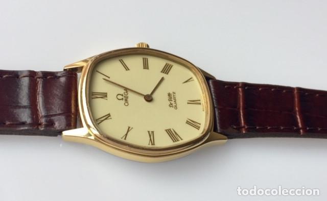 Relojes - Omega: OMEGA DE VILLE PLAQUÉ ORO 18KTS ¡¡NUEVO!! - Foto 2 - 165135434