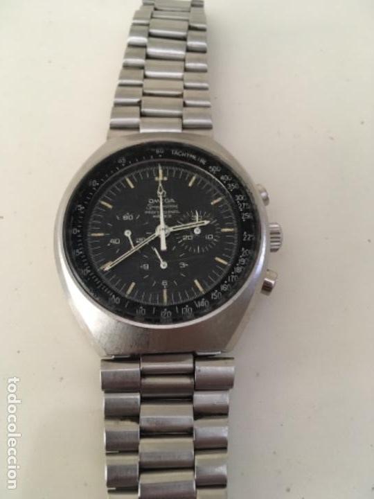 Relojes - Omega: RELOJ OMEGA SPEEDMASTER PROFESSIONAL MARK II. FUNCIONANDO - Foto 2 - 166675130