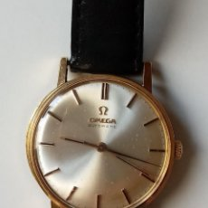 Relojes - Omega: RELOJ OMEGA AUTOMATICO DE ORO DE 18 KILATES CALIBRE 552.. Lote 168864522