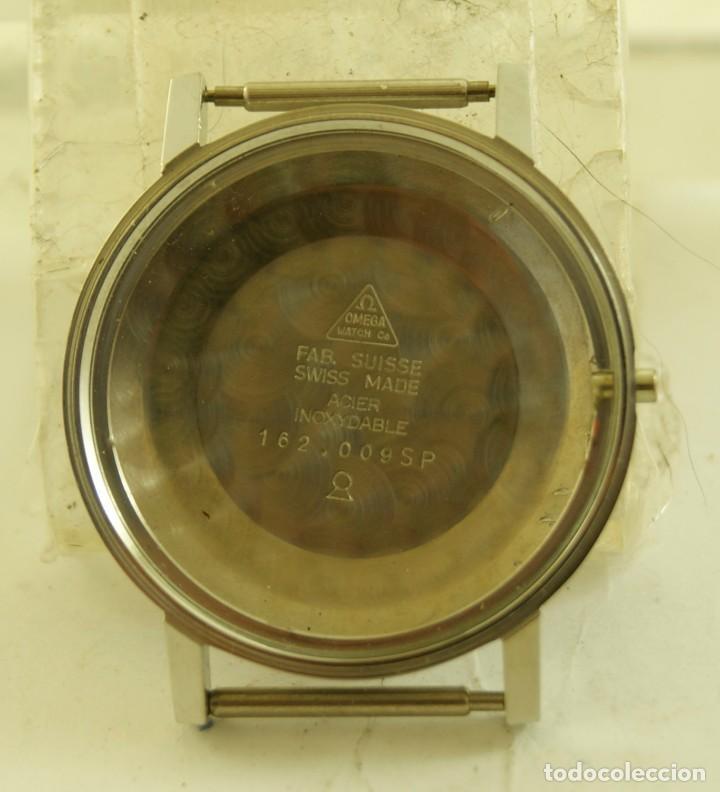 CAJA OMEGA ACERO 162.009 SP PARA CALIBRE 565 (Relojes - Relojes Actuales - Omega)
