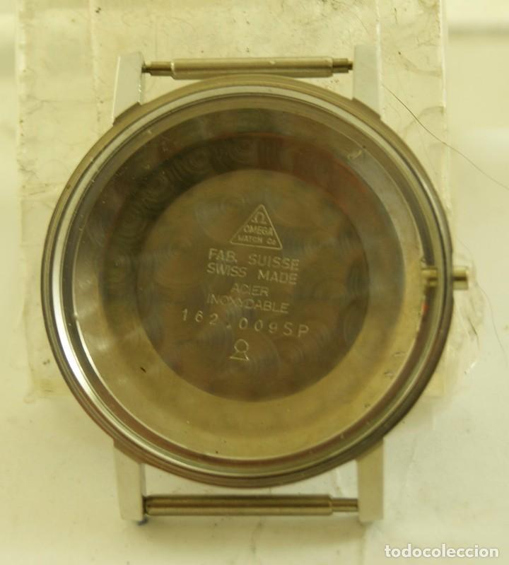 Relojes - Omega: CAJA OMEGA ACERO 162.009 SP PARA CALIBRE 565 - Foto 2 - 170334492