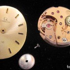 Relojes - Omega: OMEGA DEVILLE ORIGINAL 625. PARA `PIEZAS O RESTAURAR. INCLUYE CORONA ORIGINAL. Lote 170417728