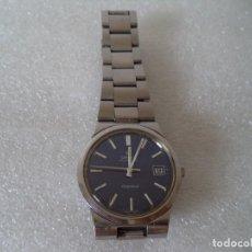 Relojes - Omega: RELOJ OMEGA MODELO GENÉVE,AÑOS 70.VINTAGE,ESFERA AZUL. Lote 171249323