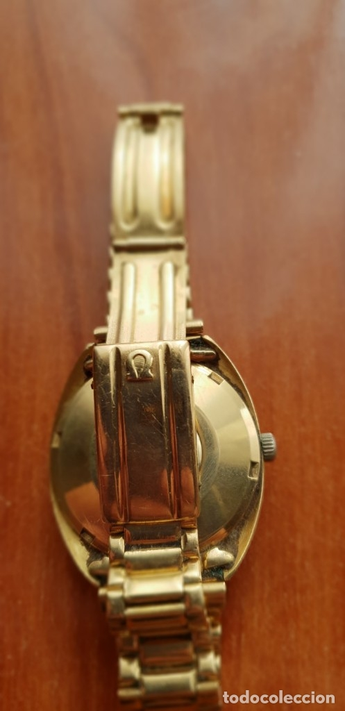 Relojes - Omega: Reloj Omega constellation oro año 70 - Foto 4 - 139567874