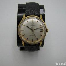 Relojes - Omega: RELOJ OMEGA SEAMASTER AUTOMATICO EN ORO 18K CON CALENDARIO. Lote 172010054