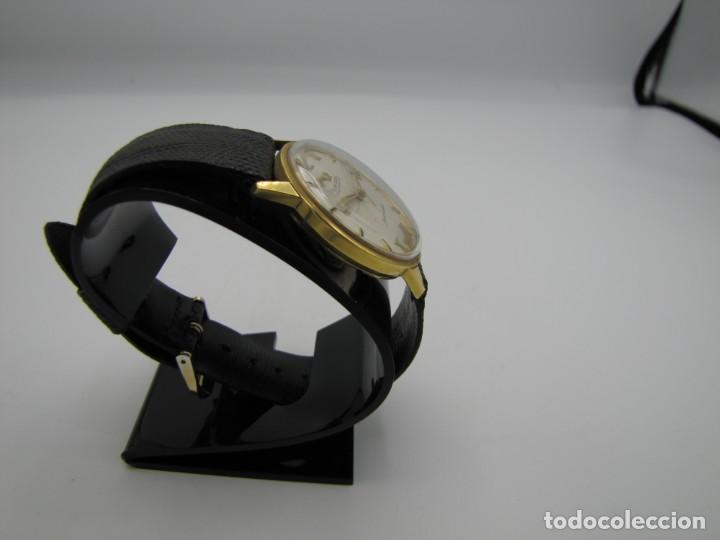 Relojes - Omega: Reloj Omega seamaster Automatico en oro 18k con calendario - Foto 4 - 172010054