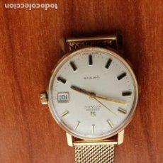 Relojes - Omega: VENDO OMEGA GENEVE ORO AUTOMATICO. Lote 172014485