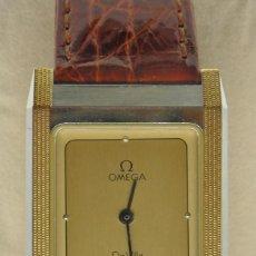 Relojes - Omega: RELOJ OMEGA CAJA DE ACERO Y ORO. Lote 172033575