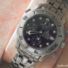 Relojes - Omega: RELOJ OMEGA SEAMASTER 300 CRONO AUTOMATICO VALVULA HELIO. Lote 172169012
