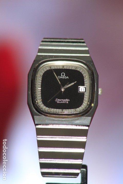 Relojes - Omega: Omega Seamaster Quartz Ceramic CERMET Perfecto. - Foto 16 - 172184623