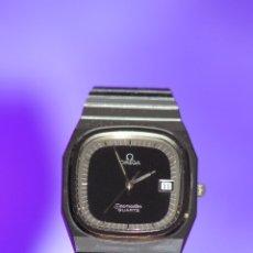 Relojes - Omega: OMEGA SEAMASTER QUARTZ CERAMIC CERMET PERFECTO.. Lote 172184623