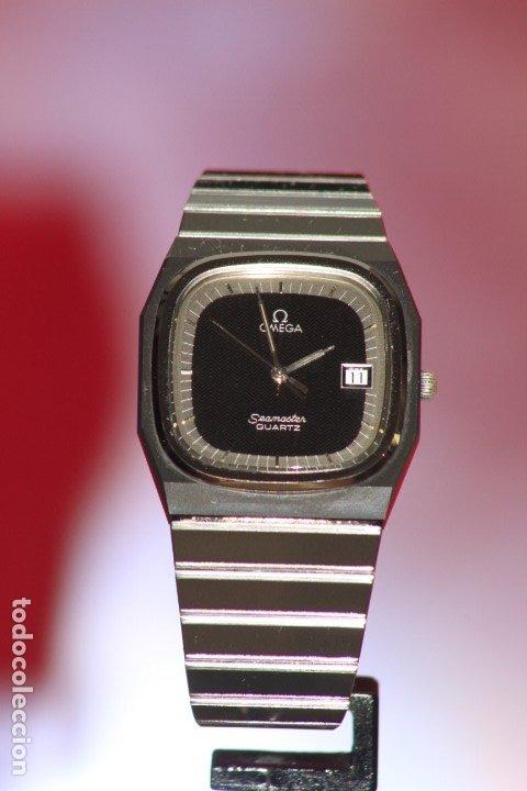 Relojes - Omega: Omega Seamaster Quartz Ceramic CERMET Perfecto. - Foto 3 - 172184623