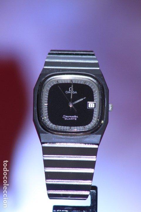 Relojes - Omega: Omega Seamaster Quartz Ceramic CERMET Perfecto. - Foto 14 - 172184623