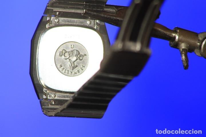 Relojes - Omega: Omega Seamaster Quartz Ceramic CERMET Perfecto. - Foto 4 - 172184623