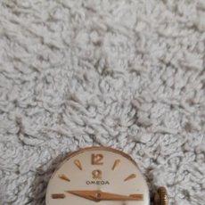 Relojes - Omega: RELOJ OMEGA, MAQUINA DE DAMA CAL 244 FUNCIONANDO CON CORONA ORIGINAL. Lote 173479107