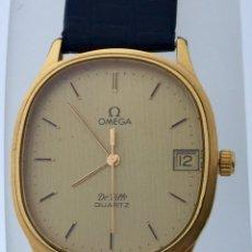 Relojes - Omega: OMEGA DE VILLE LAMINADO ORO 18KT.NUEVO. Lote 173884124