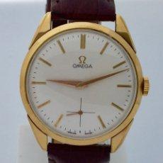 Relojes - Omega: OMEGA LAMINADO ORO 18KT.NUEVO. Lote 203475897