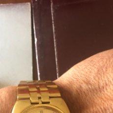 Relojes - Omega: OMEGA SEAMASTER DE ORO AUTOMÁTICO. Lote 175209455