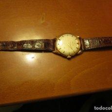 Relojes - Omega: RELOJ OMEGA ORO 18 K. CAJA 35 MM. AÑOS 50 - EN FUNCIONAMIENTO. Lote 175355193