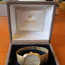 Relojes - Omega: RELOJ OMEGA CONSTELLATION - VINTAGE AUTOMATIC - 24 JEWELS - AÑOS 60 - ORO 18 K.. Lote 175356927