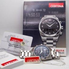 Relojes - Omega: RELOJ CERTINA DS MULTI 8. Lote 175535199