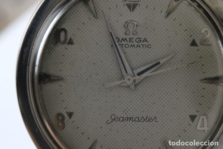 Relojes - Omega: Omega Seamaster 1950s Nido de abeja - Foto 6 - 175612283