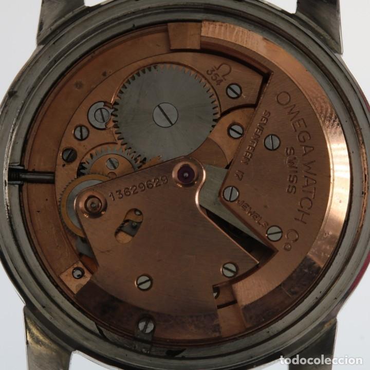 Relojes - Omega: Omega Seamaster 1950s Nido de abeja - Foto 7 - 175612283