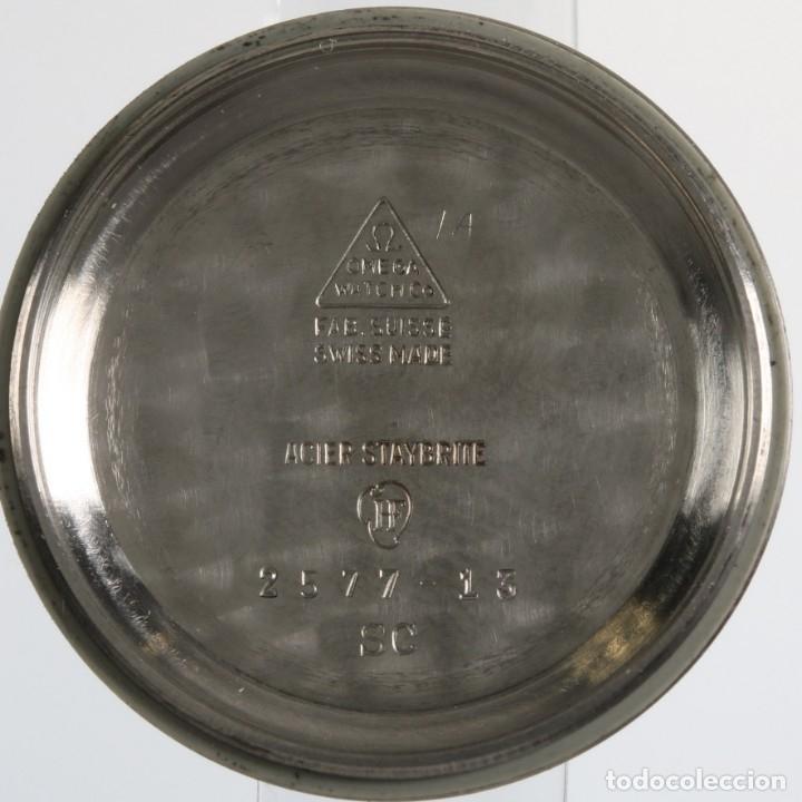 Relojes - Omega: Omega Seamaster 1950s Nido de abeja - Foto 8 - 175612283