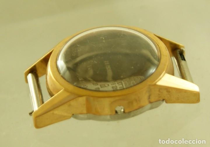 OMEGA CAJA CHAPADA EN ORO PARA MUJER + PLEXI ORIGINAL BK 11011 61 (Relojes - Relojes Actuales - Omega)
