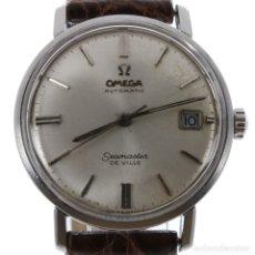 Relojes - Omega: OMEGA SEAMASTER DE VILLE 1960´S. Lote 176203078