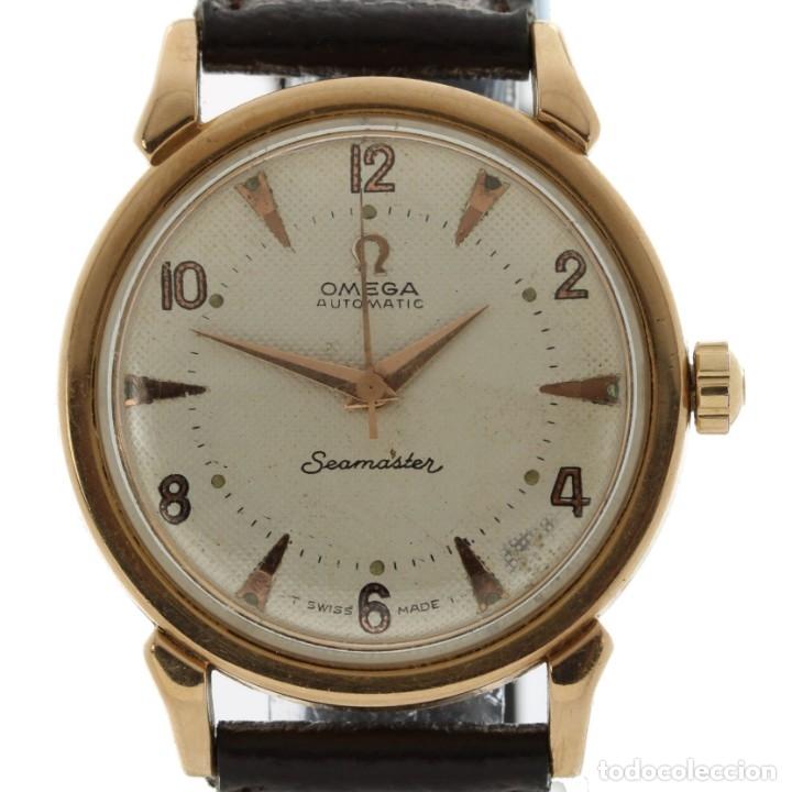 OMEGA SEAMASTER JUEGOS OLÍMPICOS MELBOURNE 1956 (Relojes - Relojes Actuales - Omega)