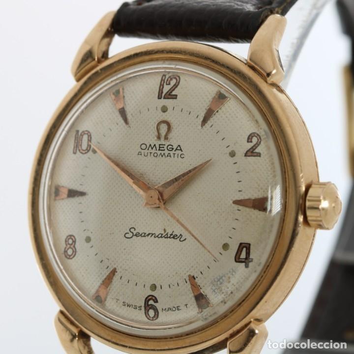 Relojes - Omega: Omega Seamaster Juegos Olímpicos Melbourne 1956 - Foto 2 - 176724654
